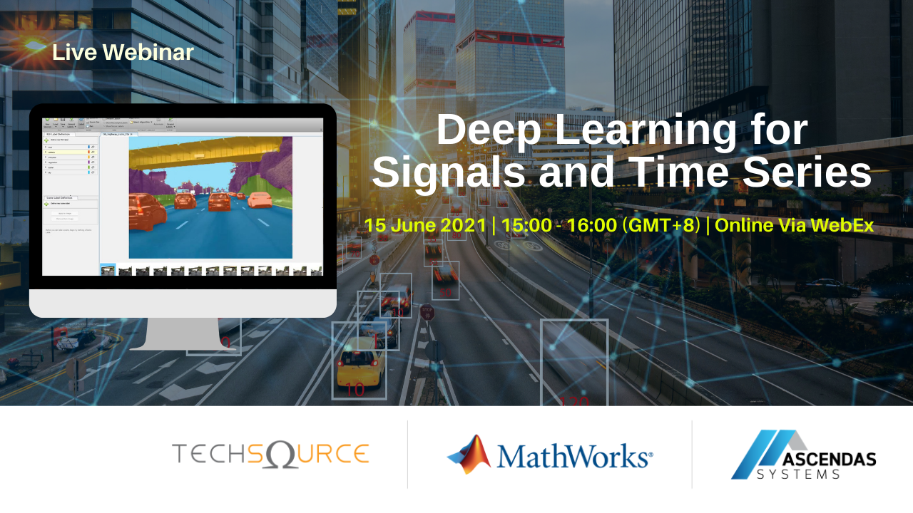 Deep Learning for Signals and Time Series