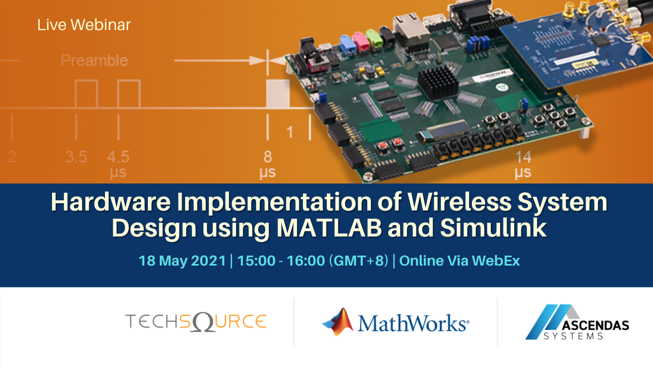 Hardware Implementation of Wireless System Design Using MATLAB and Simulink